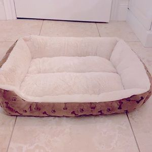 Comfy Small-sized Dog Bed